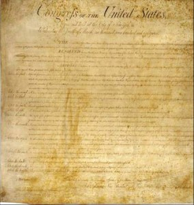 Bill of Rights - Christian Civics - Biblical Civics